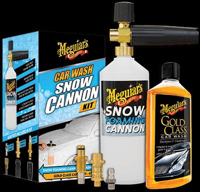 Master Car Wash >> Meguiars ALL NEW Snow Foam Cannon Kit   Meguiars Reviews ...